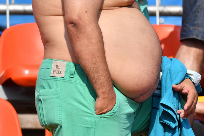 25% of the UK's population is obese, according to Professor Jebb