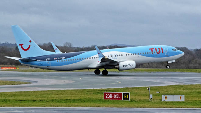 Tui has suspended all holidays to mainland Spain up to and including August 9