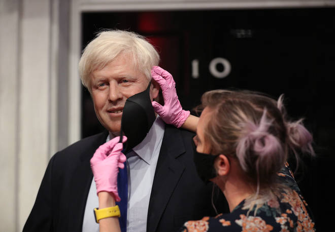 Madame Tussauds is gearing up to welcome back socially-distanced visitors