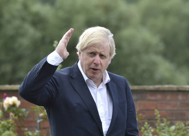 Boris Johnson said the priority must be people's health in determining when local lockdowns are lifted
