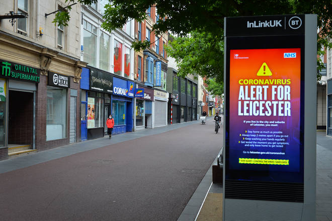 Oldham has become the third part of the UK to face localised curbs