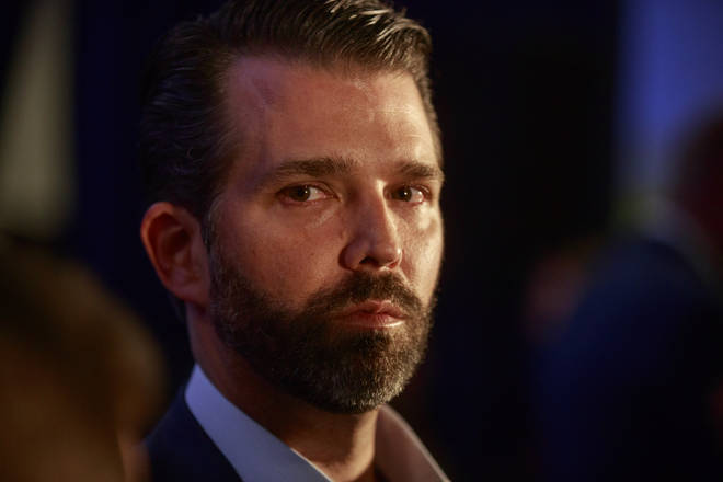 Donald Trump Jr has has his Twitter account temporarily blocked from posting