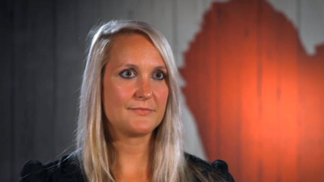 Nikki, a Grenfell firefighter, appeared on First Dates
