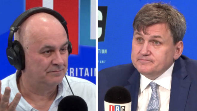 Kit Malthouse told Iain Dale that it is justified to have a blanket 14-day quarantine on Spain