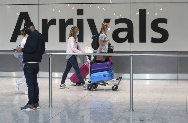The boss of Heathrow has called for tests for passengers on arrival