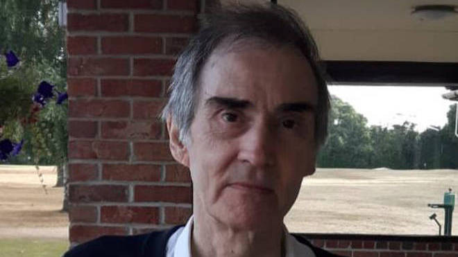 Peter McCombie, 72, was killed in a cyclist hit-and-run