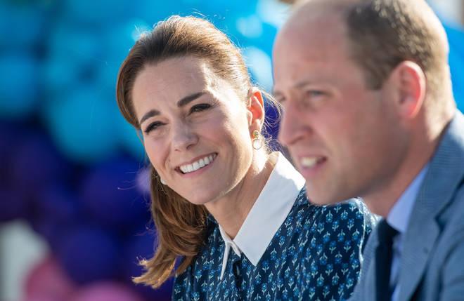 Kate wasn't impressed when William got her binoculars for her birthday