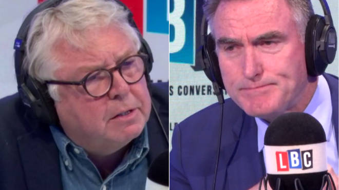 Nick Ferrari grilled Ross McEwan over the NatWest online banking failure