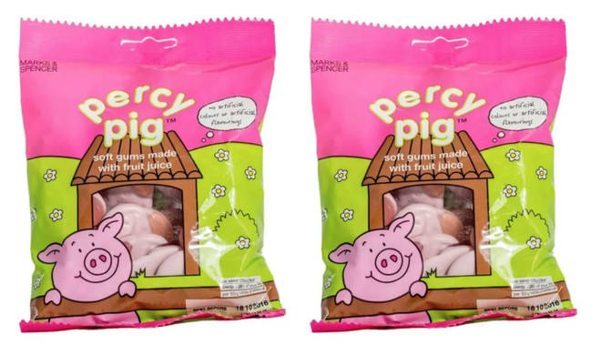 Percy Pig packaging has been branded wilfully misleading by an obesity campaign