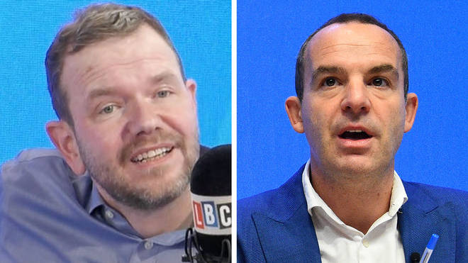 James O'Brien spoke to Martin Lewis for Full Disclosure