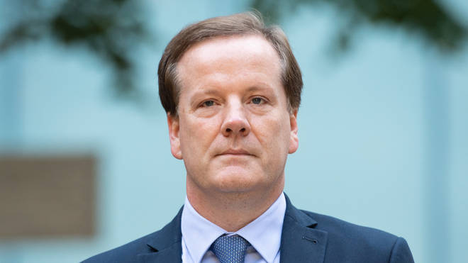 Charlie Elphicke pictured at Southwark Crown Court