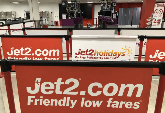 Jet2 have cancelled all holidays and flights to Cyprus