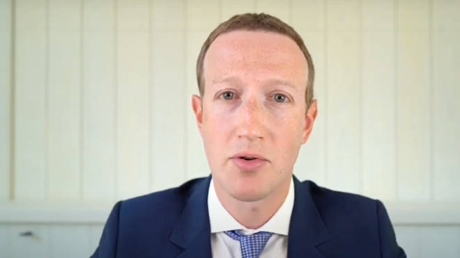 Mark Zuckerberg has been questioned at the committee hearing