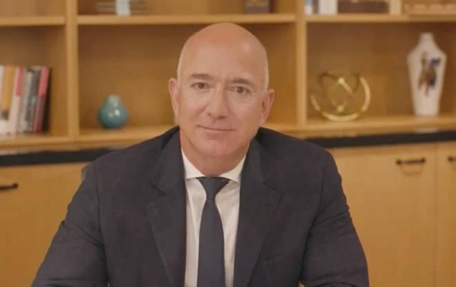 Jeff Bezos said the world needs 'big business'