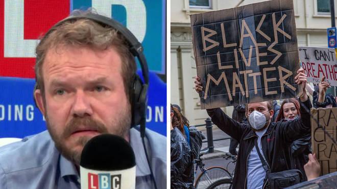 James O'Brien took on a caller who blamed Black Lives Matter for coronavirus