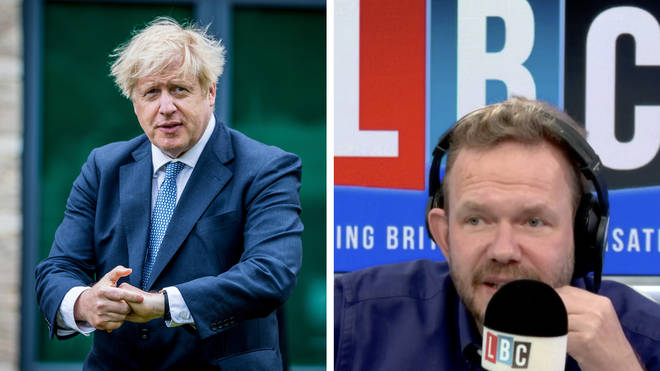 """James O&squot;Brien reacts to the """"ultimate confirmation"""" the Government failed on coronavirus"""
