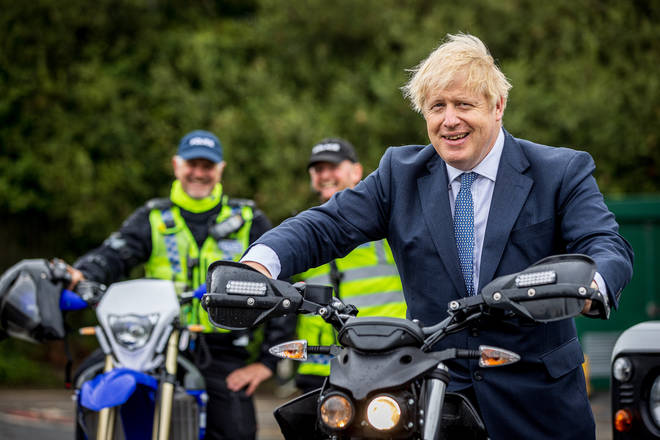 "Boris Johnson boasted about a ""massive success in reducing deaths"""