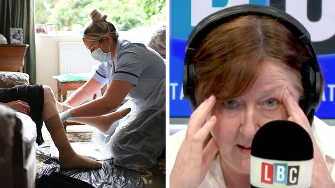 Shelagh was shocked by what she heard on care homes