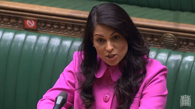 "Groups have claimed the high numbers show Priti Patel&squot;s strategy ""is not working"""