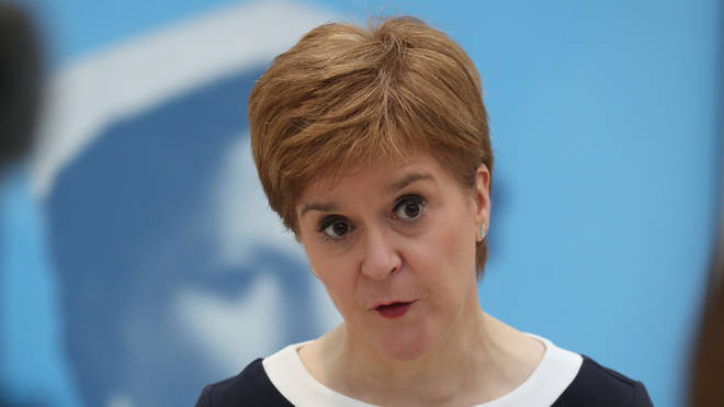 """Nicola Sturgeon has """"strongly advised"""" Scots not to travel to parts of northern England affected by a spike in coronavirus cases."""