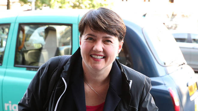Former leader of the Scottish Conservatives Ruth Davidson will also head to the House of Lord