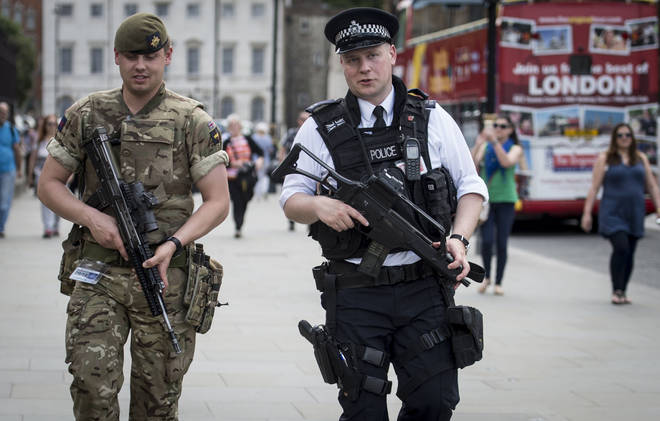 The government have been warned that police officers may need army support