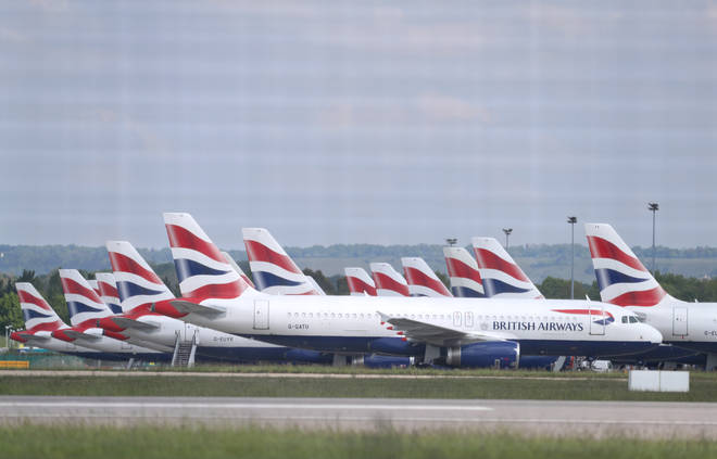 In April it announced that 12,000 British Airways jobs could be cut