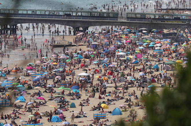 Councils are concerned beaches are becoming 'unmanageable' after a day of chaos