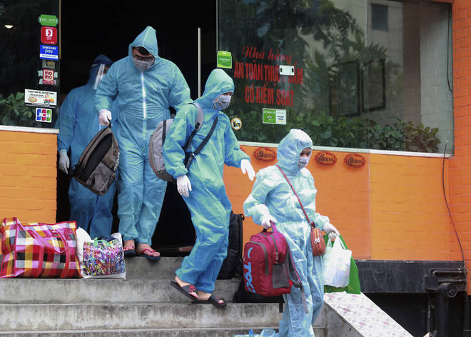Vietnam has now reported three Covid-19 deaths