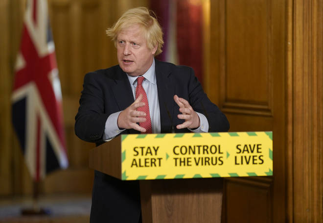 Boris Johnson is reported to be drawing up plans for a stricter coronavirus measures to avoid a second lockdown
