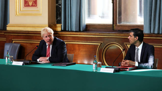"Boris Johnson and chancellor Rishi Sunkak are reported to have had a ""war game"" meeting to simulate the proposals"