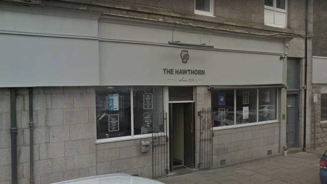 The Hawthorn Bar in Abderdeen has become the latest covid outbreak in Scotland