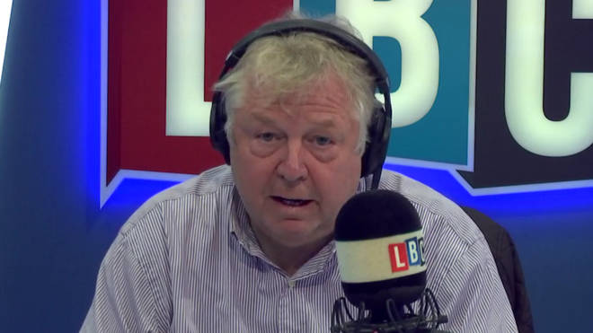Nick Ferrari insisted returning Jihadis should be jailed