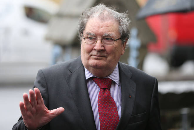 Former SDLP leader John Hume has died at the age of 83.