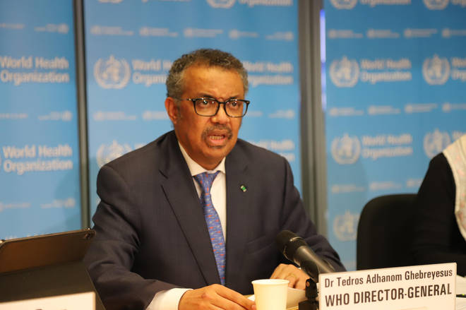 Dr Tedros Adhanom Ghebreyesus has warned there may never be a 'silver bullet' for coronavirus