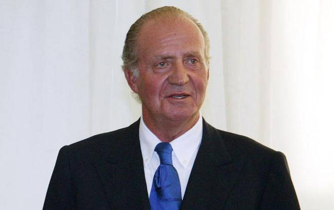 Juan Carlos said he plans to move into exile