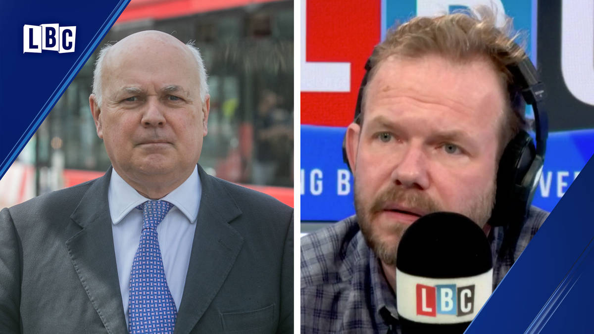 "James O'Brien examines Iain Duncan Smith's ""idiotic"" admission on Brexit"