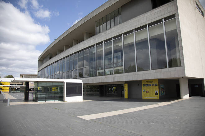 The Southbank centre has been hit hard by coronavirus