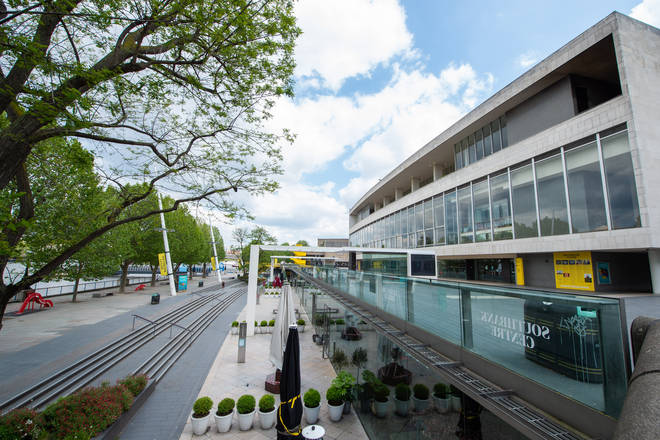The Southbank centre is a key London attraction