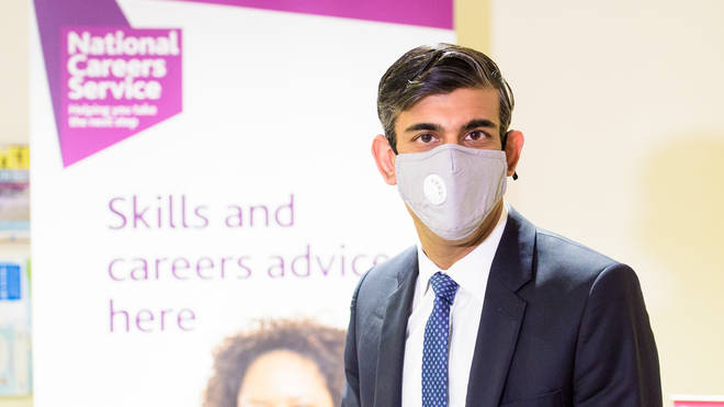 Rishi Sunak's furlough scheme will come to an end in October
