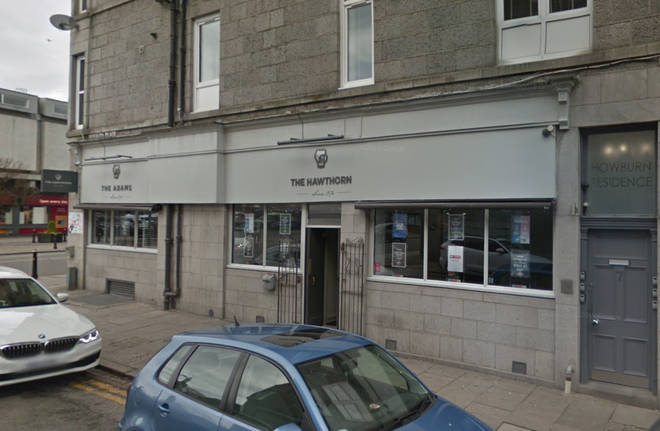 The cases are linked to the Hawthorn Bar in Aberdeen