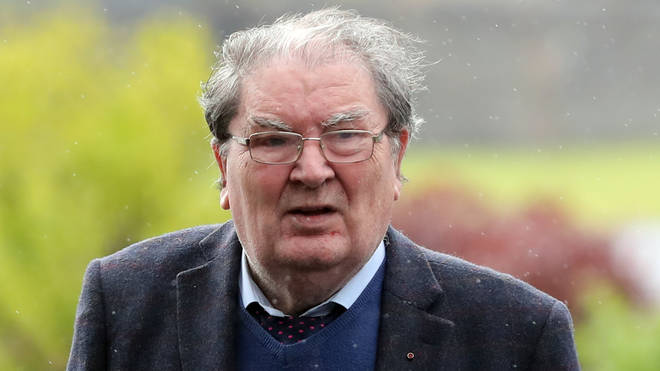 John Hume is renowned as a political titan in Northern Ireland