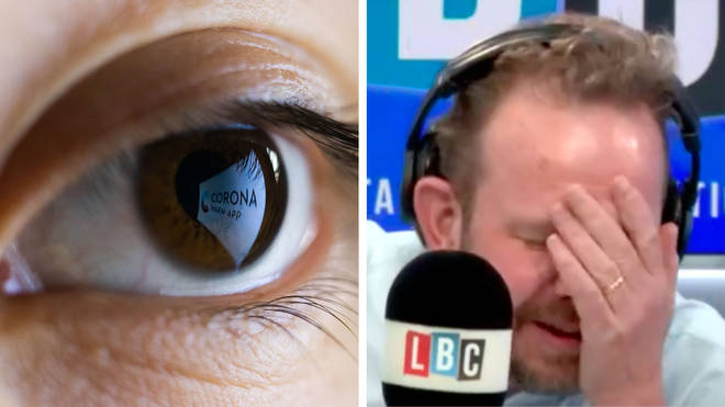 James O'Brien heard some shocking stories about the Track & Trace system