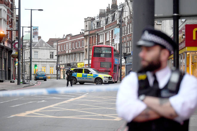 The threat of attack has 'not gone away', counter-terror police have said