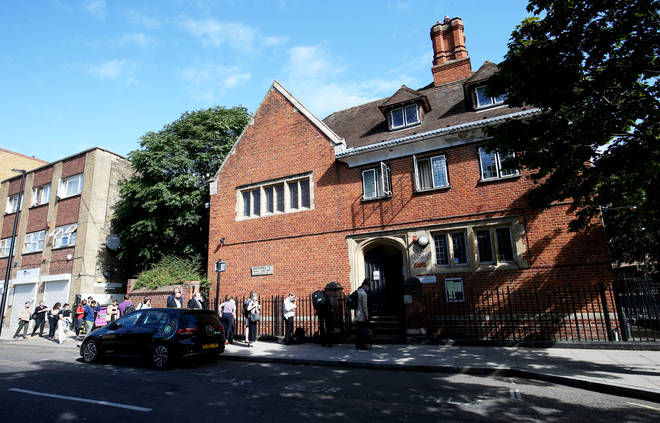 The inquest is being heard at Poplar Coroner's Court