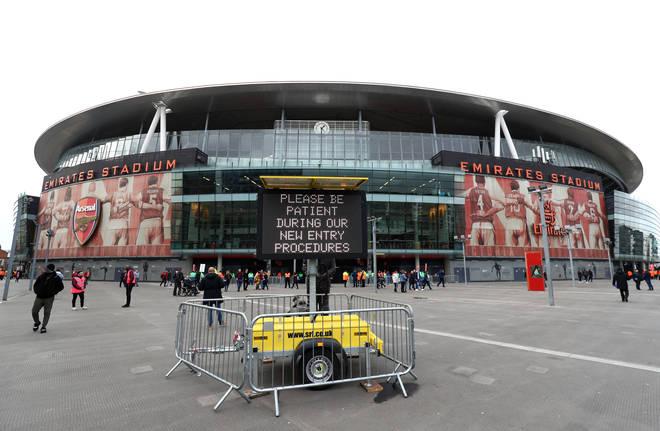 Arsenal football club announced plans to make 55 people redundant