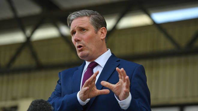 Sir Keir Starmer will call for an extension to the furlough scheme during a trip to North Wales on Thursday