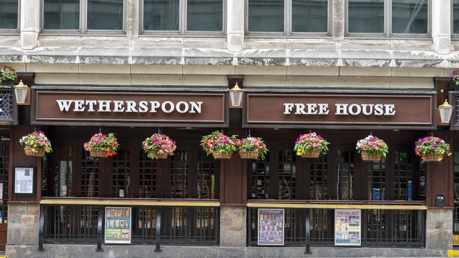 Wetherspoon is to axe up to a third of its office staff