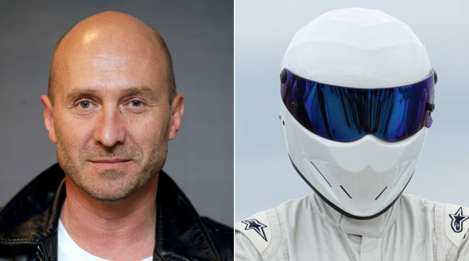 Perry McCarthy was the original Stig in television motoring show Top Gear