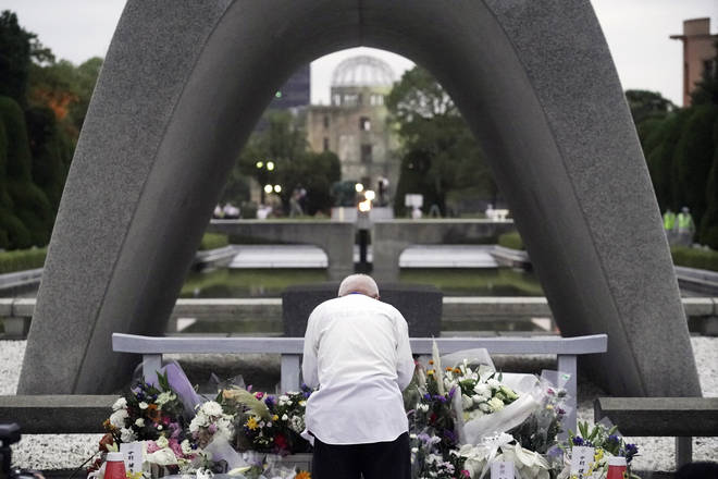 Survivors and locals have been commemorating 75 years since the nuclear bombing of Hiroshima